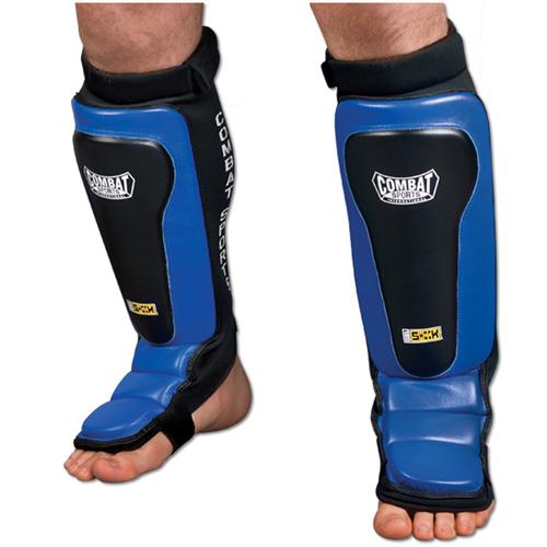 Combat Sports Gel Grappling Shin Guard